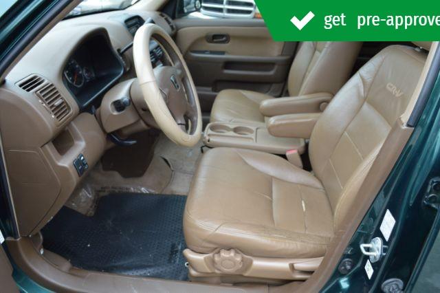 Honda CR-V 2002 price $7,378