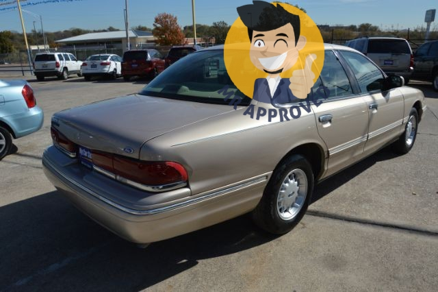 Ford Crown Victoria 1997 price Call for Pricing.