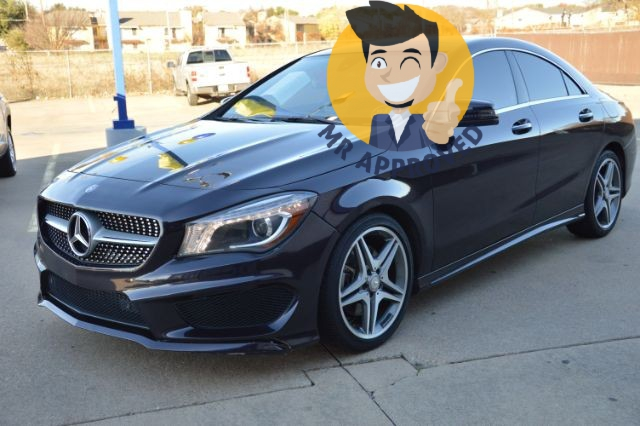 Mercedes-Benz CLA-Class 2015 price $19,700