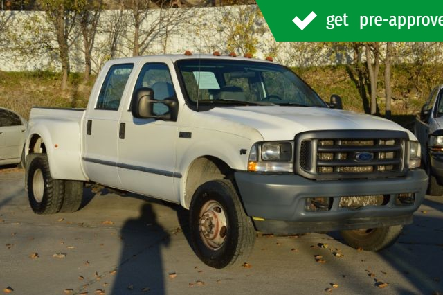 Ford F-350 SD 2002 price $0
