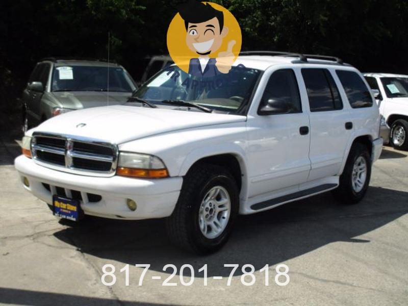 Dodge Durango 2003 price $7,345