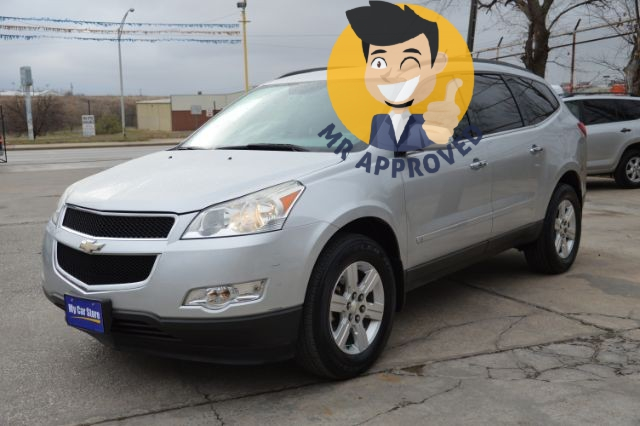 Chevrolet Traverse 2010 price $0