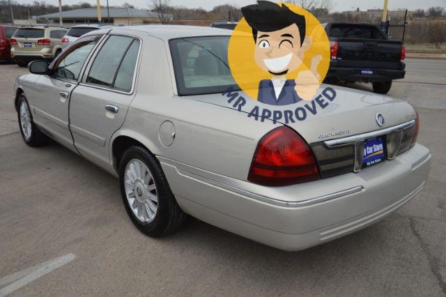 Mercury Grand Marquis 2008 price $7,403