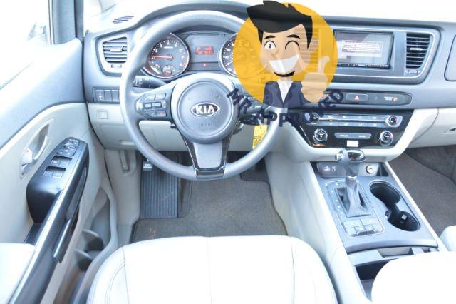 Kia Sedona 2016 price $17,487