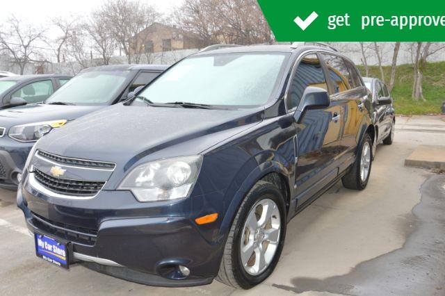 Chevrolet Captiva Sport 2015 price $0