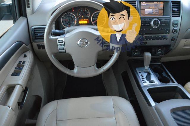 Nissan Armada 2011 price Call for Pricing.