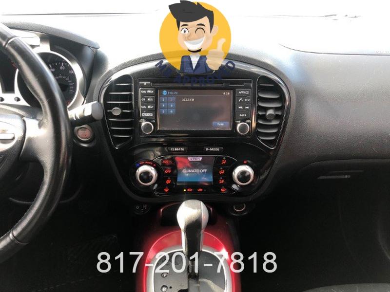 Nissan Juke 2015 price $15,420
