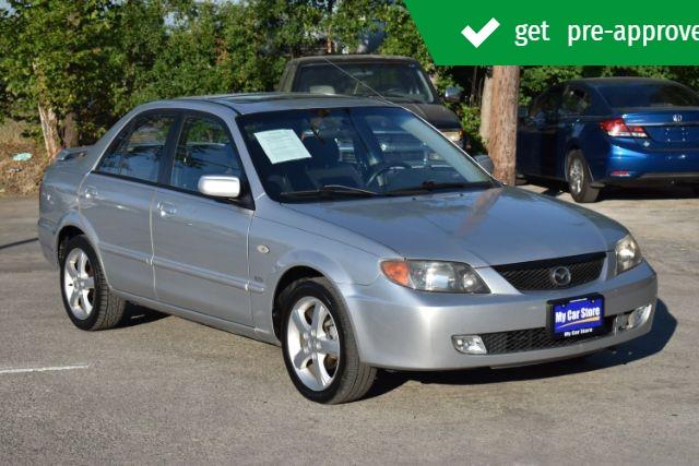 Mazda Protege 2003 price $0