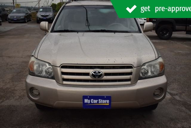Toyota Highlander 2006 price Call for Pricing.