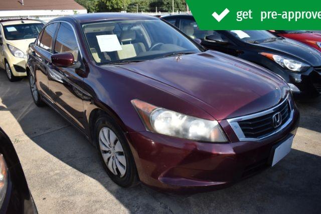 Honda Accord 2008 price $0