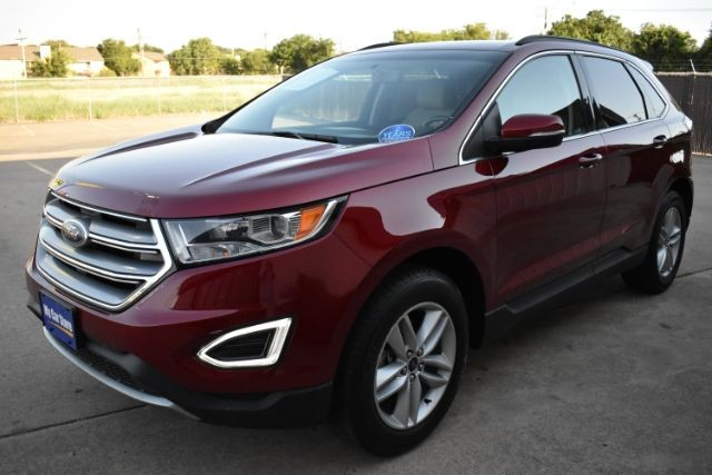 Ford Edge 2018 price Call for Pricing.