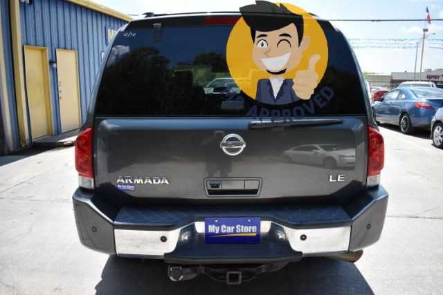 Nissan Armada 2006 price $0