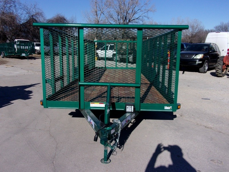 Texas Bragg Trailers 18' LANDSCAPING 2018 price $3,295