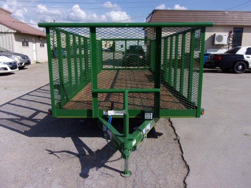 Texas Bragg Trailers LANDSCAPING 6X14 2018 price $2,995