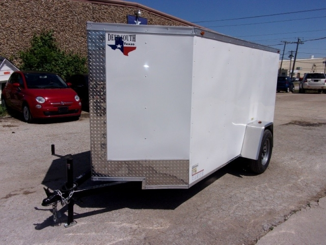 2018 Deep South Trailers 5X10 ENCLOSED