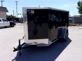 Deep South Trailers 5'x10' enclosed 2018