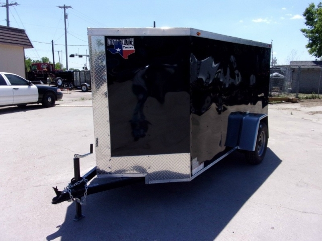 2018 Deep South Trailers 5'x10' enclosed