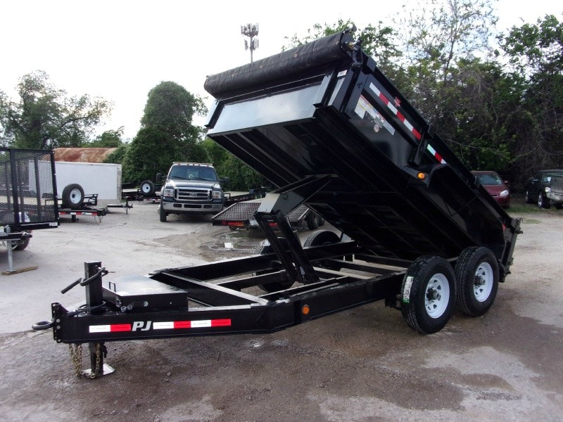PJ Trailers 12X83' LOW PRO DUMP 2018 price $7,995