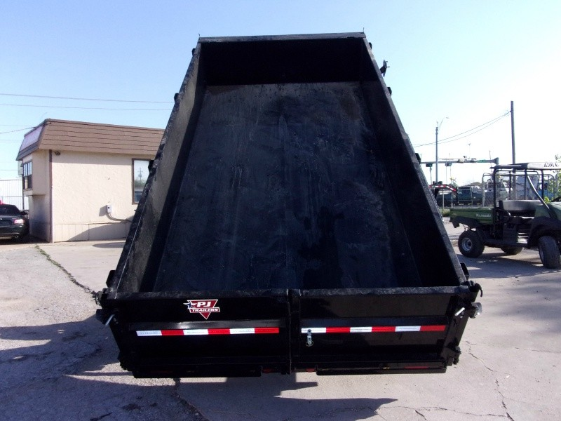 PJ Trailers 14X83' LOW PRO DUMP 2018 price $7,995