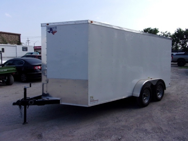 2018 Deep South Trailers 7X14 ENCLOSED