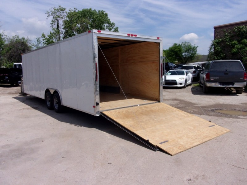 Deep South Trailers 25X7 ENCLOSED 2018 price $5,995