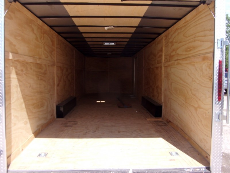 Deep South Trailers 25X7 ENCLOSED 2018 price $4,995