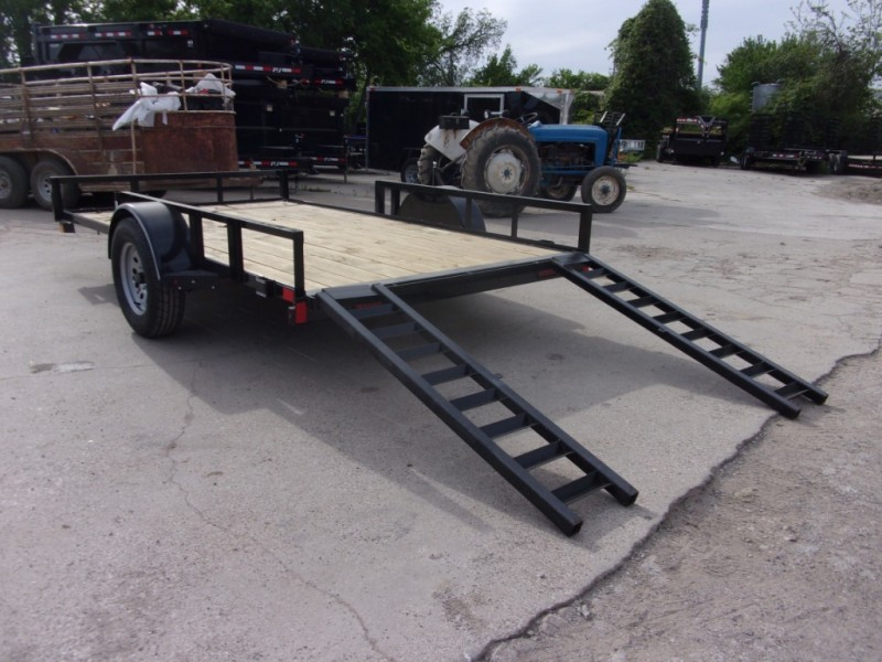 X-ON 14X77' UTILITY SINGLE AXLE 2019 price $1,695
