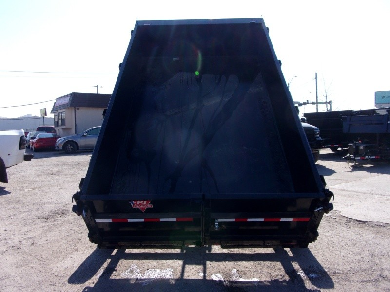 PJ Trailers 12X83 LOW PRO DUMP GOOSENECK 2019 price $8,495
