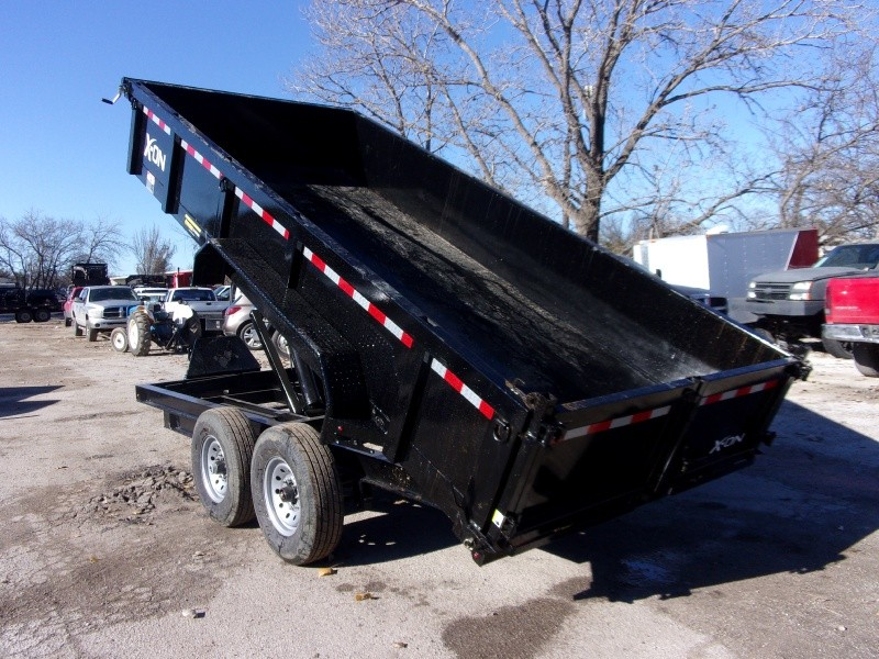 X-ON 16X83 DUMP TRAILER 2019 price $7,195