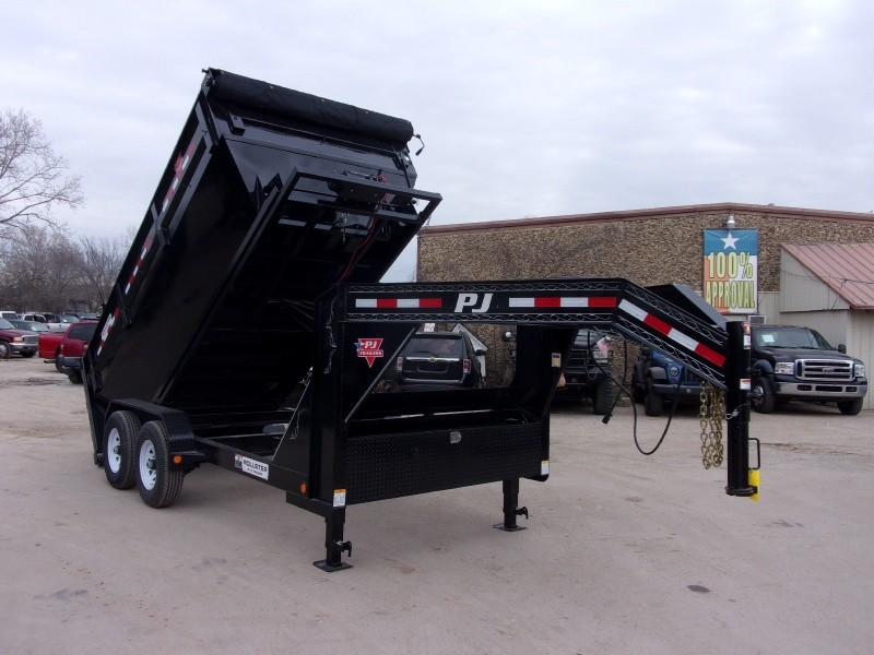 PJ Trailers 14X83 ROLL OF DUMP 2019 price $14,395