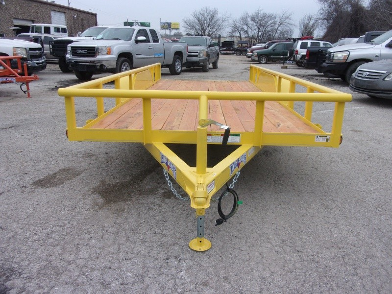 Texas Bragg Trailers 16X83 UTILITY 2019 price $1,995