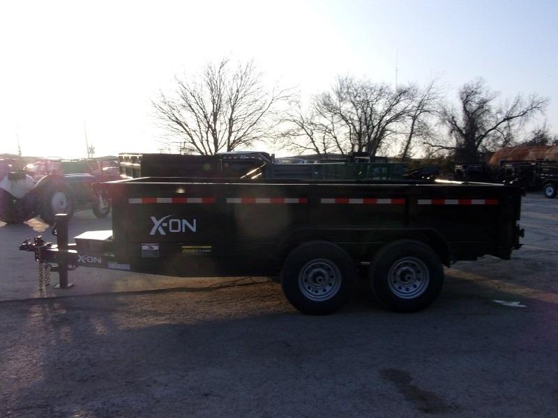 X-ON 14X83 DUMP TRAILER 14K 2019 price $8,195