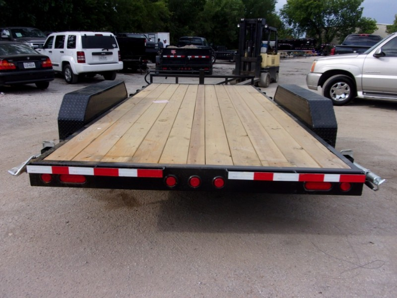 PJ Trailers 16X6 CHANNEL EQUIPMENT 2019 price $4,995