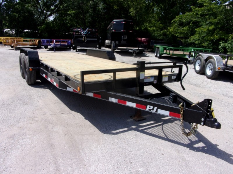 PJ Trailers 20X6 CHANNEL EQUIPMENT 2019 price $7,895