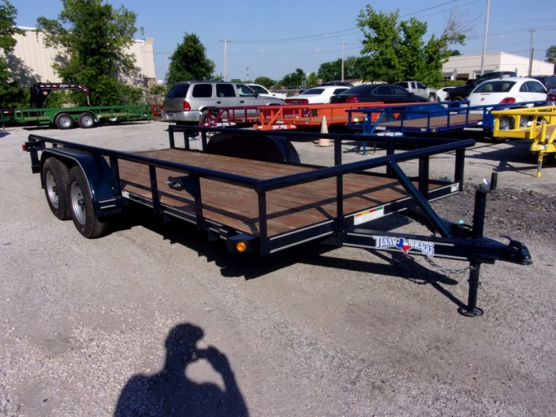 Texas Bragg Trailers Other 2019 price $1,895