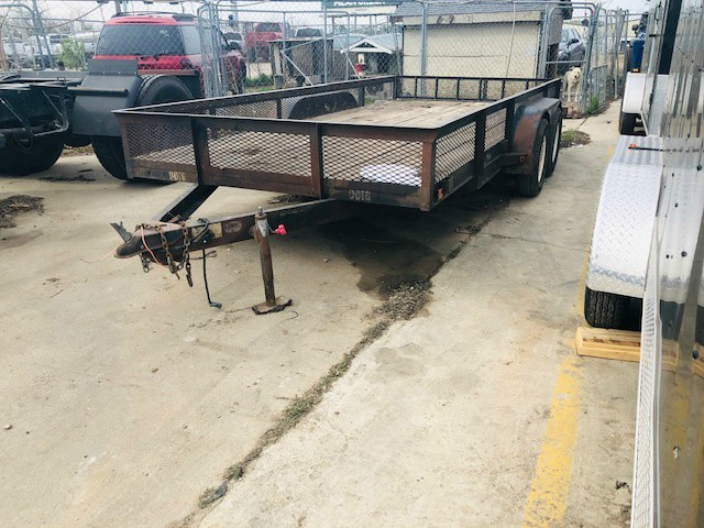 NEAL 16FT TRAILER  2004 price $1,495