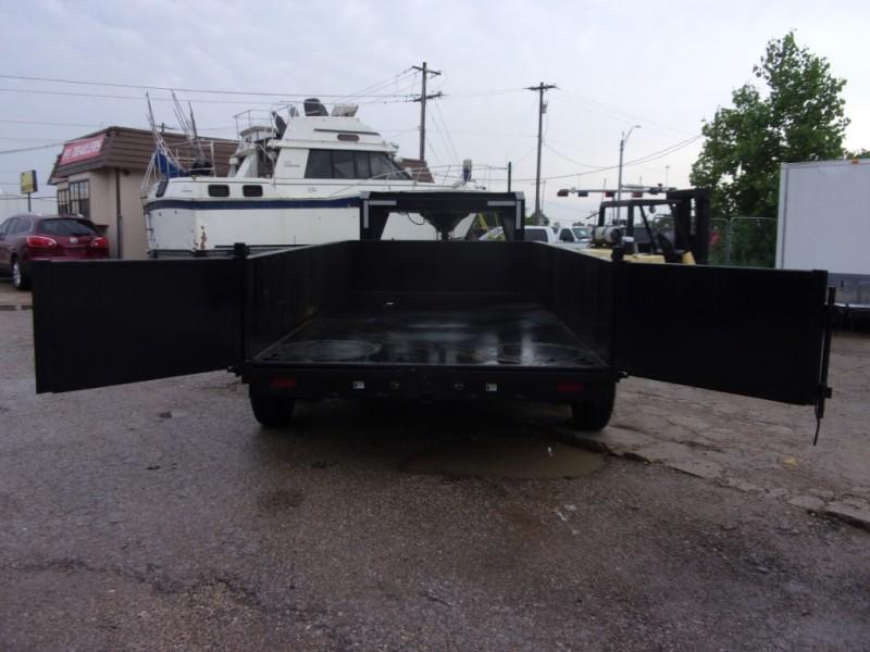 X-ON 14X83 GOOSNECK DUMP 2019 price $8,995