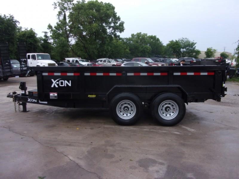 X-ON 14X83 DUMP TRAILER 2019 price $8,995