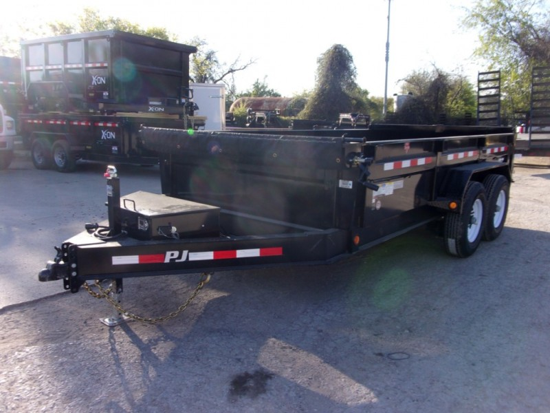 PJ Trailers 14X83 LOW PRO DUMP 2019 price $9,595