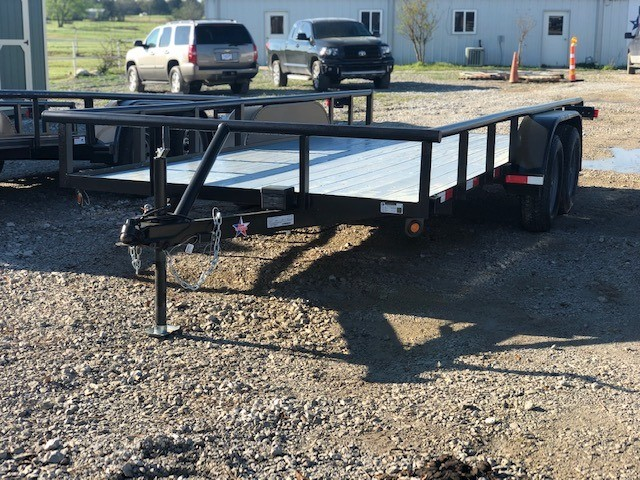DON TRAILERS 16X77 2019 price $1,895