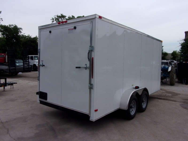 Deep South Trailers 16X7 ENCLOSED 2019 price $4,995