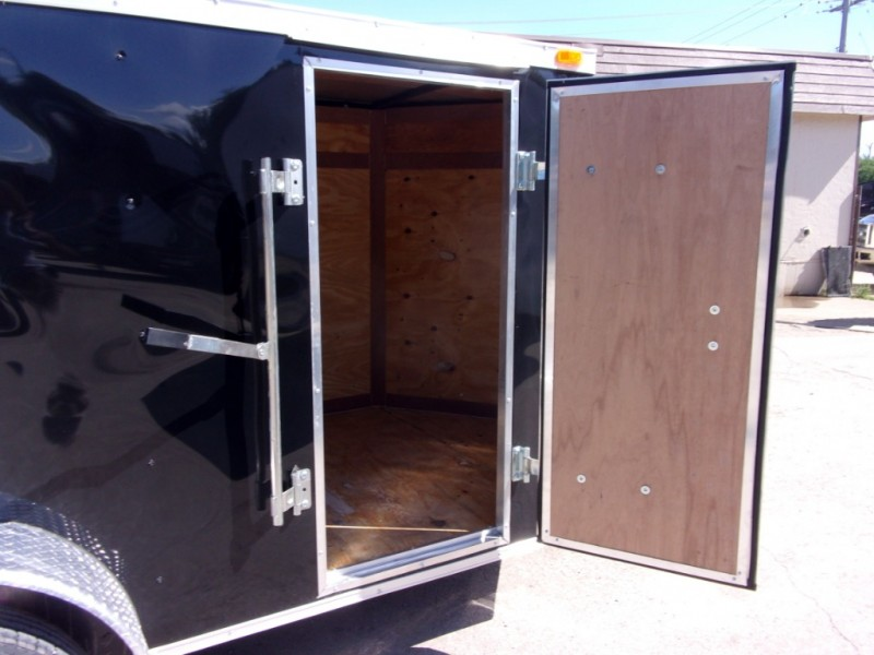 Deep South Trailers ENCLOSED BUTERFLY DOORS SIDE DOOR 2019 price $2,995