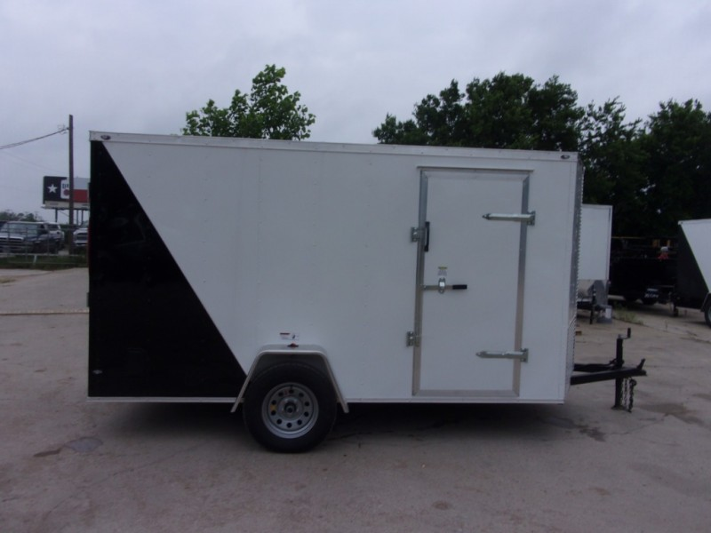 Deep South Trailers 6X12 ENCLOSED 2019 price $2,995