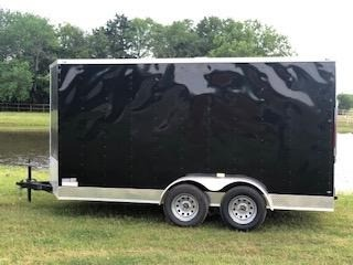 Deep South Trailers 14FT ENCLOSED TRAILER 2019 price $4,495