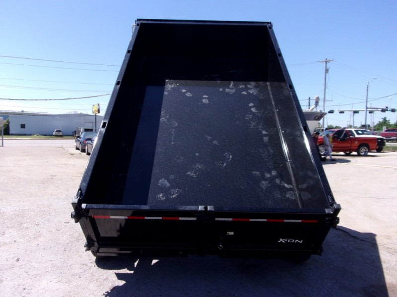 X-ON 12X83 DUMP TRAILER 2019 price $7,595