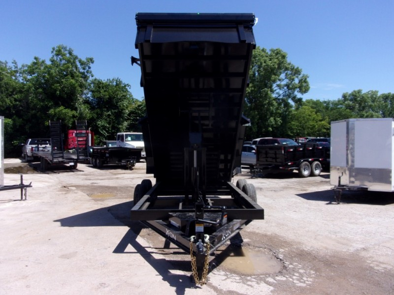 X-ON 16X83 DUMP TRAILER 2019 price $8,295