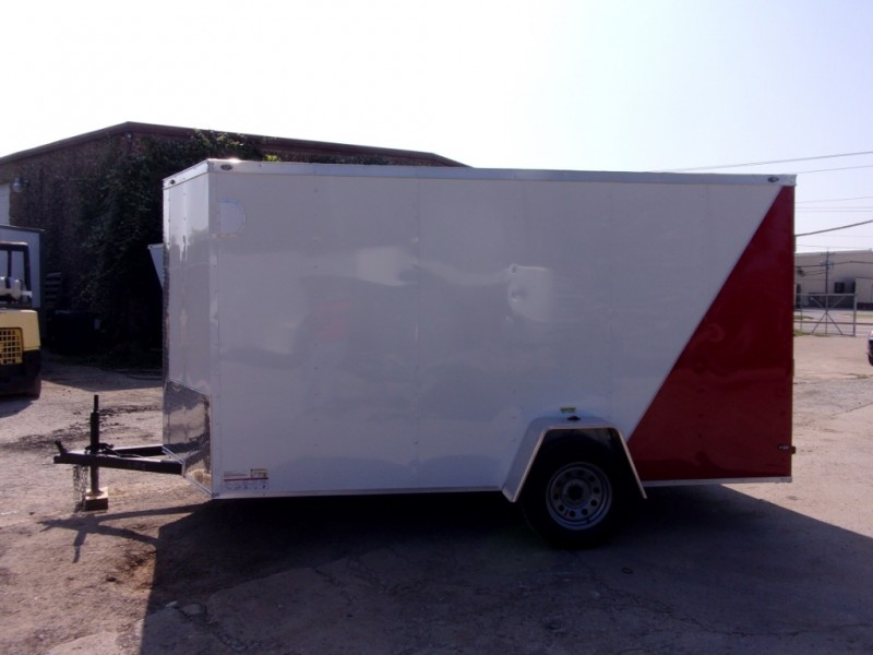 Deep South Trailers 12X6 ENCLOSED 2019 price $2,995