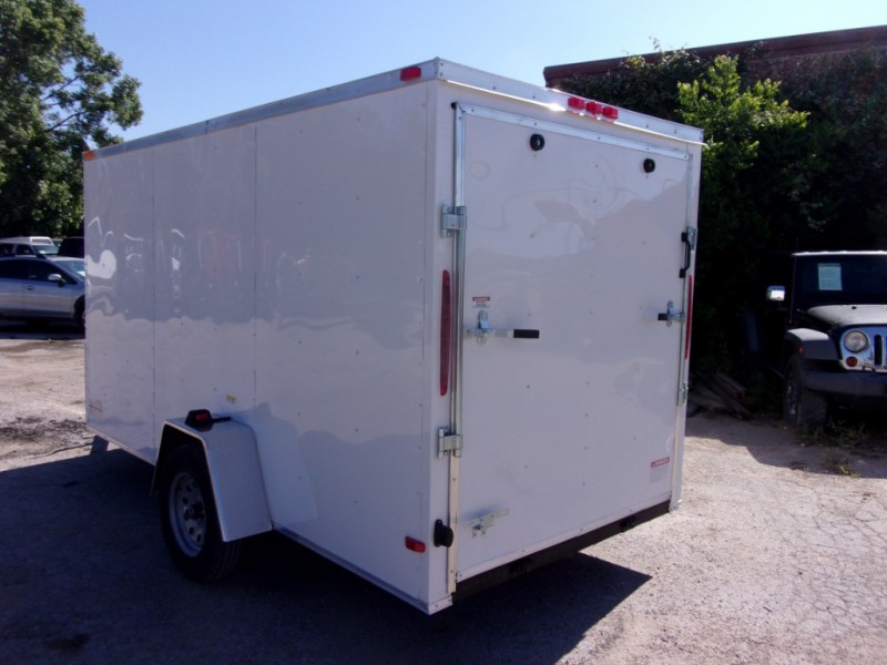 Deep South Trailers 7X12 ENCLOSED 2019 price $3,195