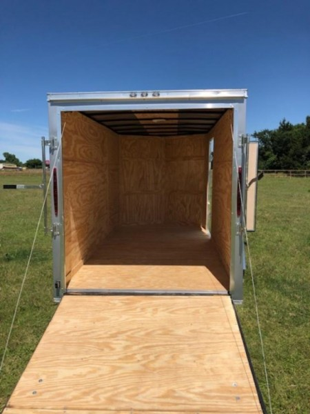Deep South Trailers 12X6 ENCLOSED TRAILER 2019 price $2,995