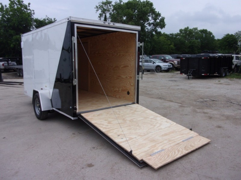 Deep South Trailers 12X6 ENCLOSED TRAILER 2019 price $2,495